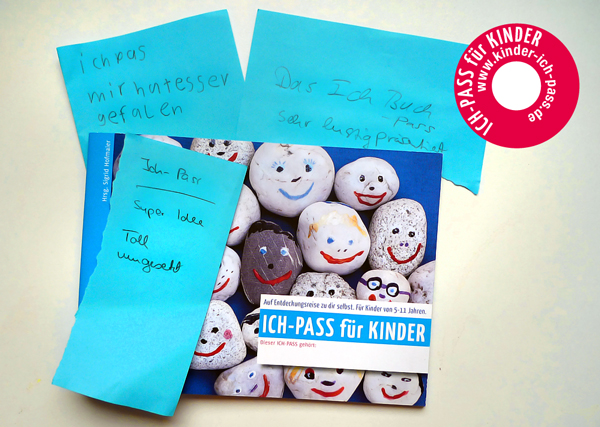 Feedback vom KInderbuch-Speeddating zum Kinder-Ich-Pass