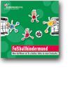 Cover Fußballkindermund | Sprüche von Kindern zum Thema Fußball